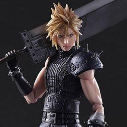 [Outlet] Play Arts Final Fantasy VII Remake: Cloud Strife
