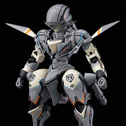 PLAMAX SG-03: Gargantia on the Verdurous Planet Machine Caliber Avalon Guard
