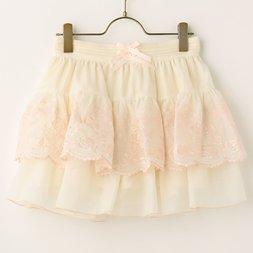 LIZ LISA Organdy Sukapan Skirt