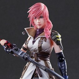 Play Arts Kai Final Fantasy Dissidia: Lightning
