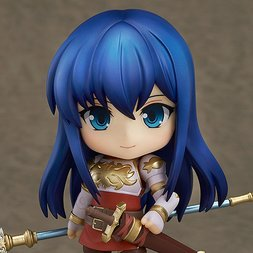 [Winter Campaign 2017] Nendoroid Fire Emblem Shiida: New Mystery of the Emblem Edition w/ Special Bonus