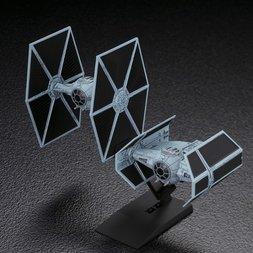 Star Wars 1/144 TIE Advanced x1 & TIE Fighter Set