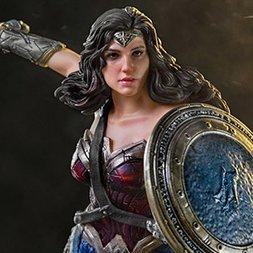 Art Scale Justice League Wonder Woman 1/10 Scale Statue