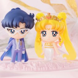 Petit Chara! Sailor Moon Neo Queen Serenity & King Endymion