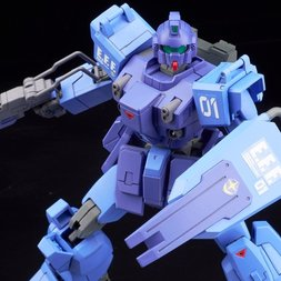 HGUC 1/144 Mobile Suit Gundam Side Story: The Blue Destiny Blue Destiny Unit 1 Exam