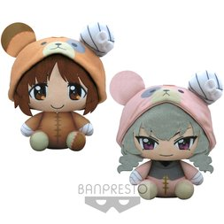 Girls und Panzer das Finale Big Plush Collection
