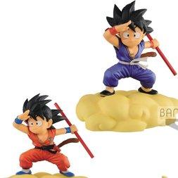 Dragon Ball Child Goku & Flying Nimbus Figure