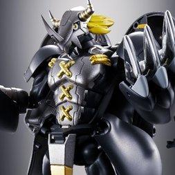 Digivolving Spirits Digimon 08: Black Wargreymon