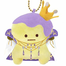 IDOLiSH 7 King Pudding x Sogo Ball Chain Plush