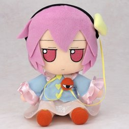 Touhou Project Plush Series #19: Satori Komeiji (Re-run)