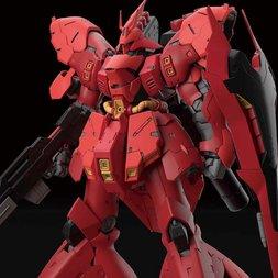 RG Mobile Suit Gundam: Char's Counterattack 1/144 Scale Sazabi