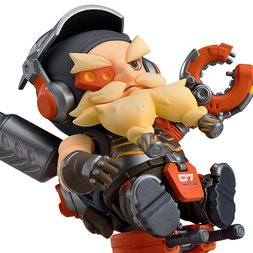 Nendoroid Overwatch Torbjorn: Classic Skin Edition
