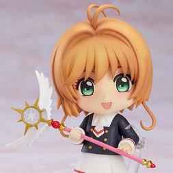Nendoroid Cardcaptor Sakura: Clear Card Sakura Kinomoto: Tomoeda Junior High Uniform Ver.