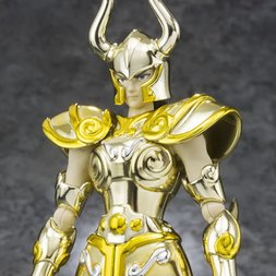 D.D.Panoramation Saint Seiya Glittering Excalibur in the Palace of the Rock Goat -Capricorn Shura-