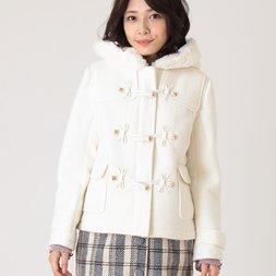 LIZ LISA Ribbon Short Duffle Coat