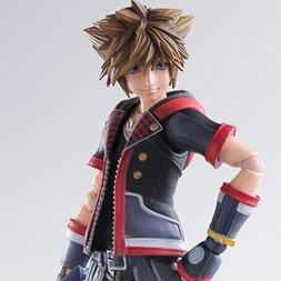 Play Arts Kai Kingdom Hearts III Sora