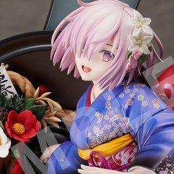 Fate/Grand Order Mash Kyrielight: Kimono Ver. Grand New Year 1/7 Scale Figure