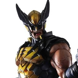 Variant Play Arts Kai X-Men Wolverine