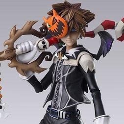 Bring Arts Kingdom Hearts II Sora: Halloween Town Ver.