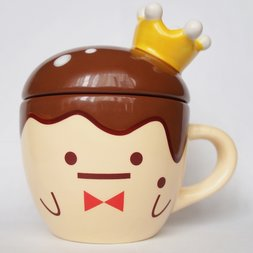 IDOLiSH 7 King Pudding Mug (Re-run)