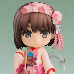 Nendoroid Saekano: How to Raise a Boring Girlfriend Fine Megumi Kato: Kimono Ver.