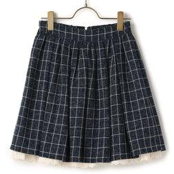 LIZ LISA Checkered Skirt