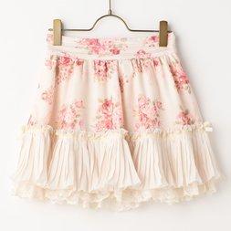 LIZ LISA Bouquet Ribbon Sukapan Skirt