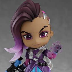 Nendoroid Overwatch Sombra: Classic Skin Edition