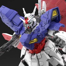 HGUC Mobile Suit Moon Gundam 1/144 Scale Moon Gundam