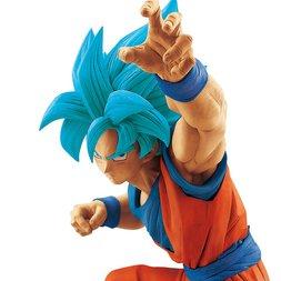 Dragon Ball Super Super Saiyan Blue Goku Big Size Figure