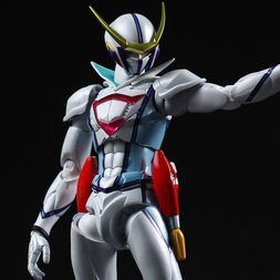 Tatsunoko Heroes Fighting Gear Infini-T Force Casshan: Fighter Gear Ver.