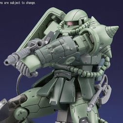 HG 1/144 Gundam: The Origin Zaku II Type C/Type C-5