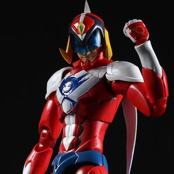 Tatsunoko Heroes Fighting Gear Infini-T Force Polimar: Fighter Gear Ver.