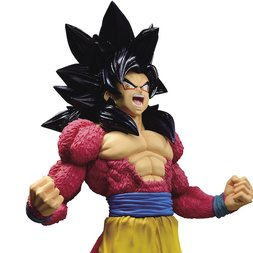 Dragon Ball GT Blood of Saiyans Special Ver. Vol. 3: Super Saiyan 4 Goku