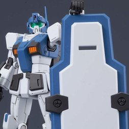 HG Mobile Suit Gundam: The Origin MSD 1/144 Scale GM Guard Custom