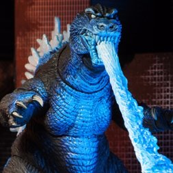 Godzilla 2001 Head-to-Tail Action Figure w/ Atomic Blast