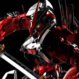 Hi-Resolution Model 1/100 Gundam Seed Astray Gundam Astray Red Frame