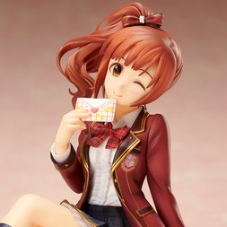 The Idolm@ster Cinderella Girls Kyoko Igarashi: Love Letter Ver. 1/8 Scale Figure