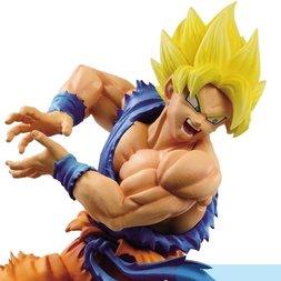 Dragon Ball Super Super Saiyan Goku Z-Battle Figure