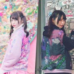 PARK x Menhera-chan Reversible Jacket