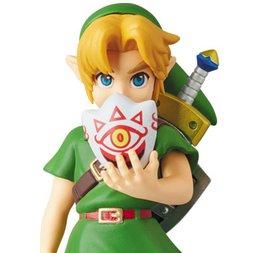 Ultra Detail Figure Legend of Zelda: Majora's Mask Link