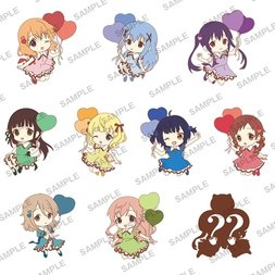 Is the Order a Rabbit?? Trading Rubber Straps Vol. 3 Box Set