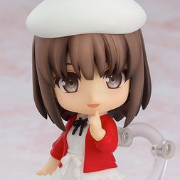 Nendoroid Saekano: How to Raise a Boring Girlfriend Flat Megumi Kato: Heroine Outfit Ver.