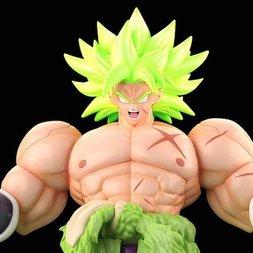 Figure-rise Standard Dragon Ball Super Super Saiyan Broly Full Power