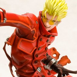 ArtFX J Trigun: Badlands Rumble Vash the Stampede: Renewal Packaging Edition