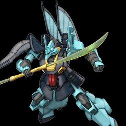 HGUC 1/144 Zeta Gundam Dijeh