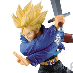 Dragon Ball Z Absolute Perfection Figure -Trunks-