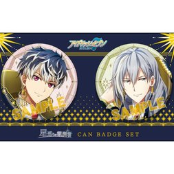 IDOLiSH 7 Hope & Curse Pin Badge Set