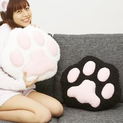 Fans Cat Paw Cool Cushion