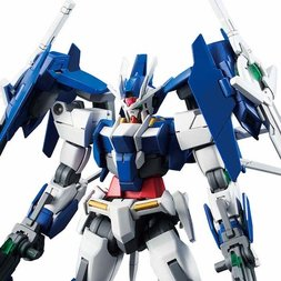HGBD Gundam Build Divers #09: 1/144 Scale Gundam 00 Diver Ace